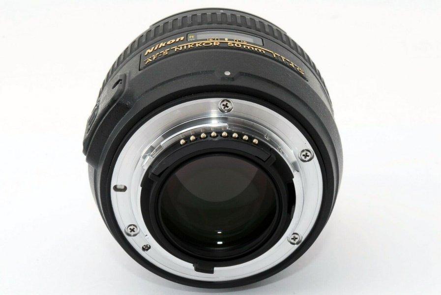 Nikon 50mm f/1,4G AF-S Nikkor