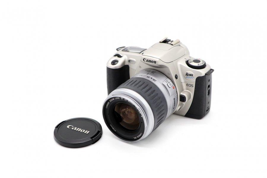 Canon EOS Rebel 2000 kit