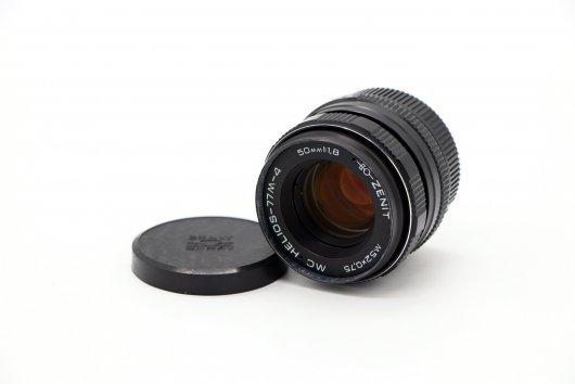 Гелиос-77М-4 МС 1.8/50 Nikon F