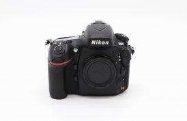 Nikon D800 body (пробег 4673 кадров)