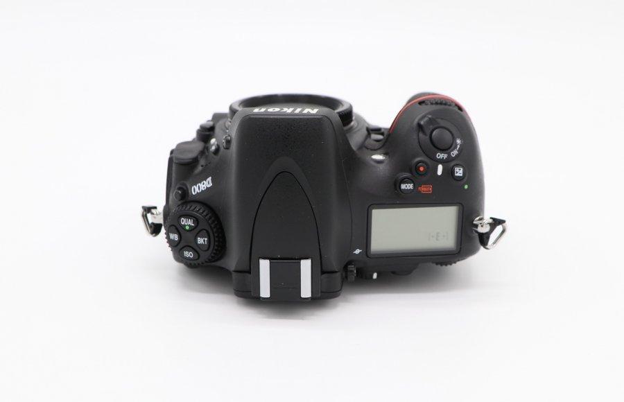 Nikon D800 body (пробег 4К кадров)