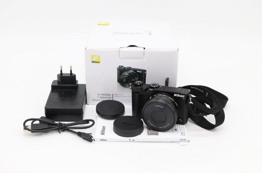 Nikon 1 J5 Kit новый