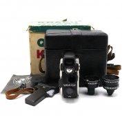 Кинокамера Кварц 2х8S-1M в упаковке