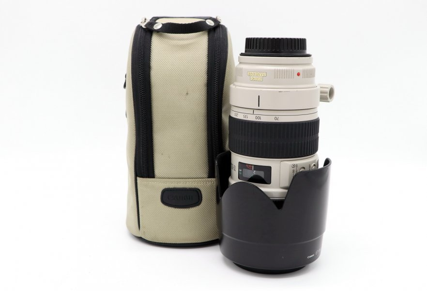 Canon EF 70-200mm f/2.8L IS USM