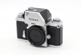 Nikon F Photomic FTn body