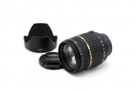 Tamron AF 18-200mm f/3.5-6.3 IF MACRO ASPHERICAL LD XR DI II Sony A