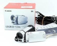Видеокамера Canon Legria FS306e