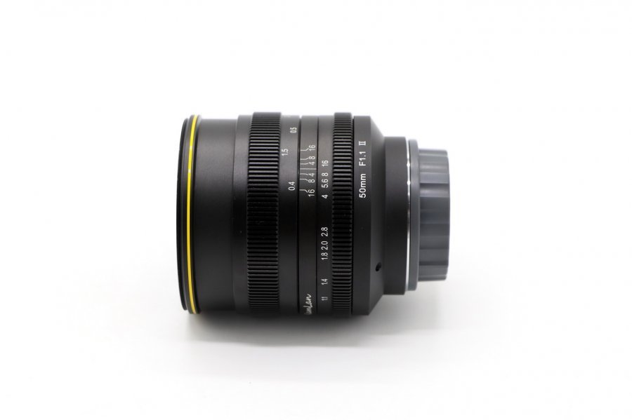 KamLan 50mm F1.1 II