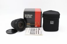 Sigma AF 24-60mm F2.8 EX DG for Minolta AF