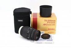Sigma AF 70-300mm f/4-5.6 APO Macro Super II for Minolta AF