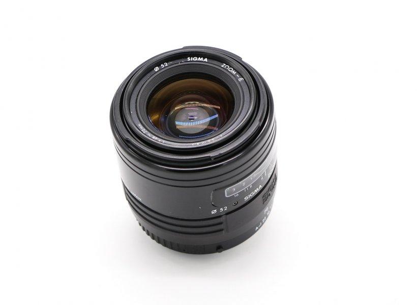 Sigma Zoom-E 28-70mm f/3.5-4.5
