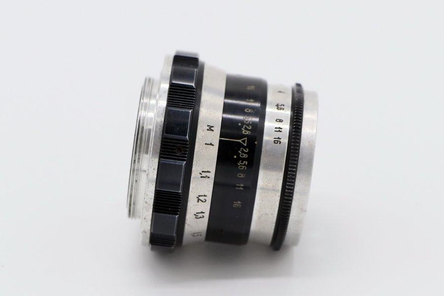 Индустар-61 2,8/52 М39 (ФЭД, 1969г.)