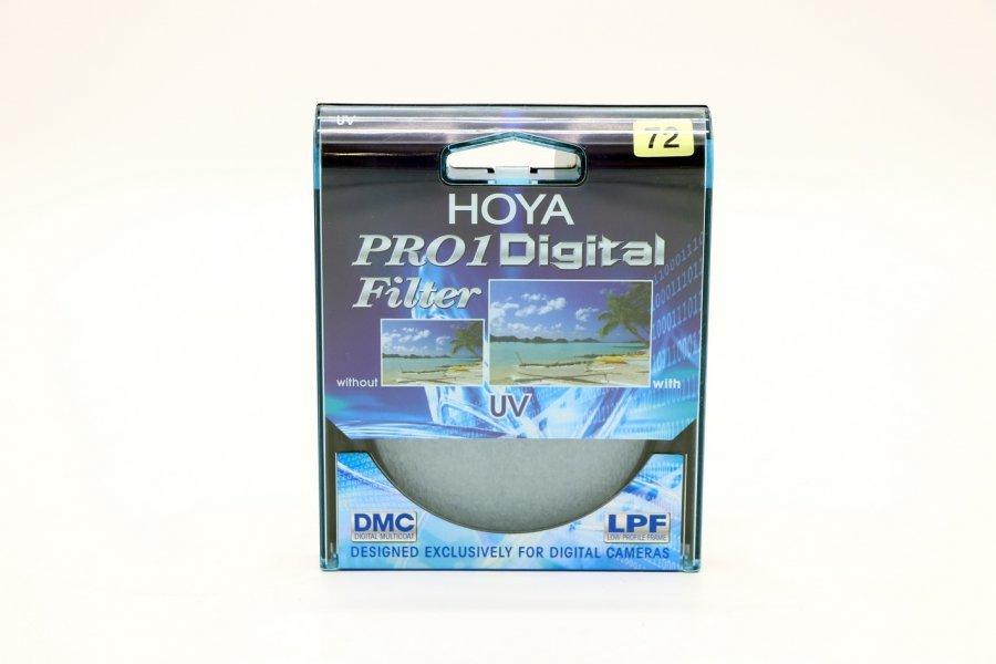 Светофильтр Hoya Pro1 Digital 72mm MC UV(0)