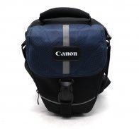 Сумка Canon черно-синяя