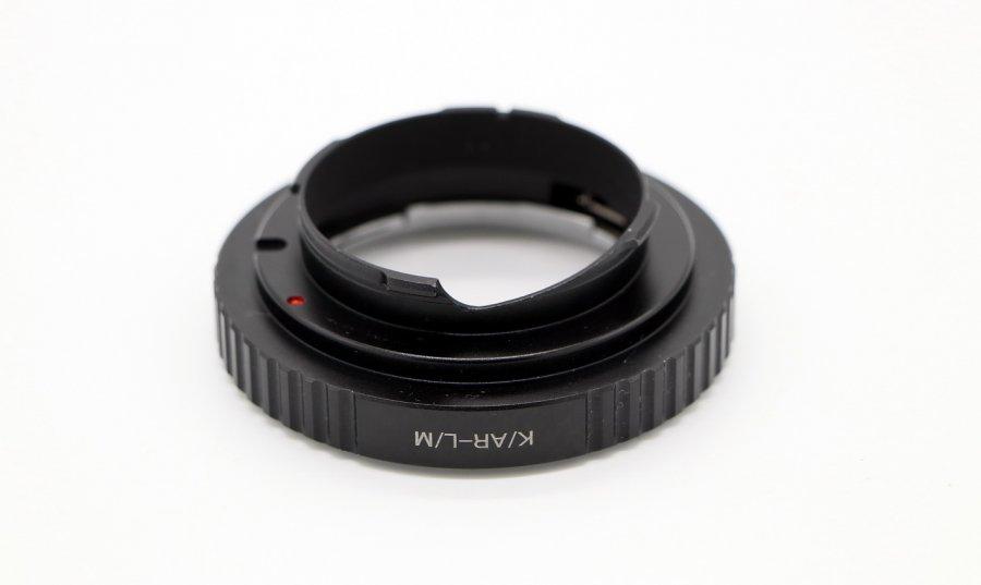 Adapter Konica AR - Leica-M