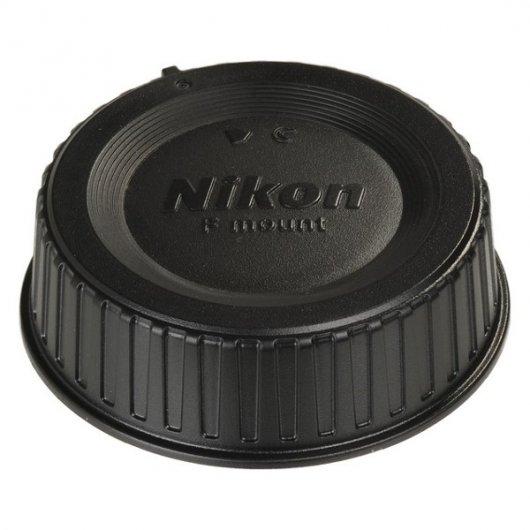 Крышка задняя для объектива Nikon F