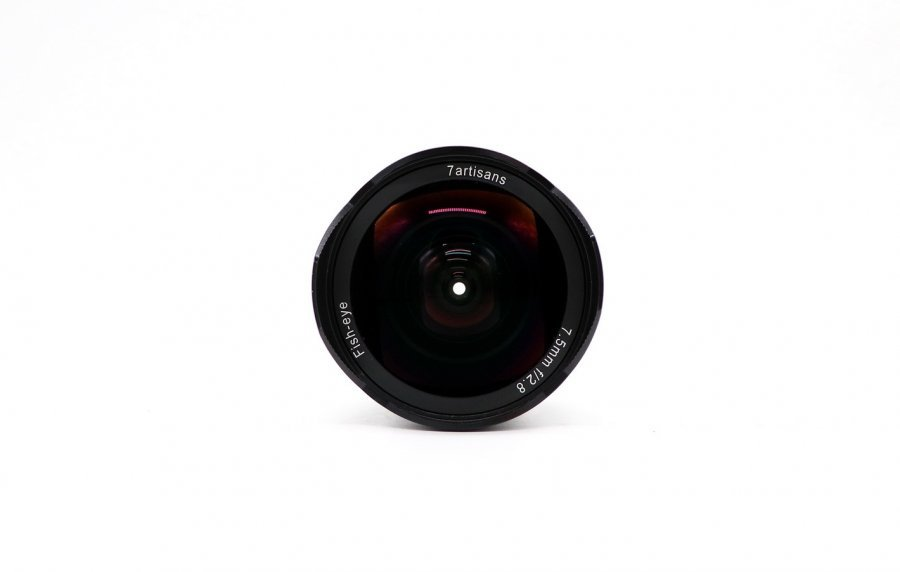 7Artisans 7.5mm f/2.8 Micro 4/3 fish-eye (новый)