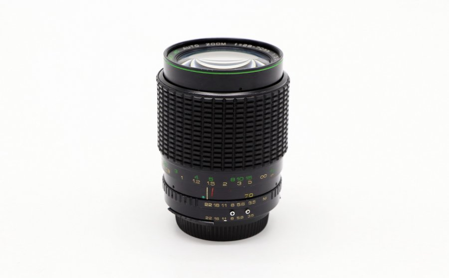 Hanimex MC 28-70mm f/3.5-4.5 Macro для Nikon F