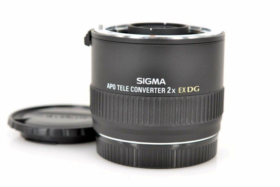 Телеконвертер Sigma APO 2x EX DG