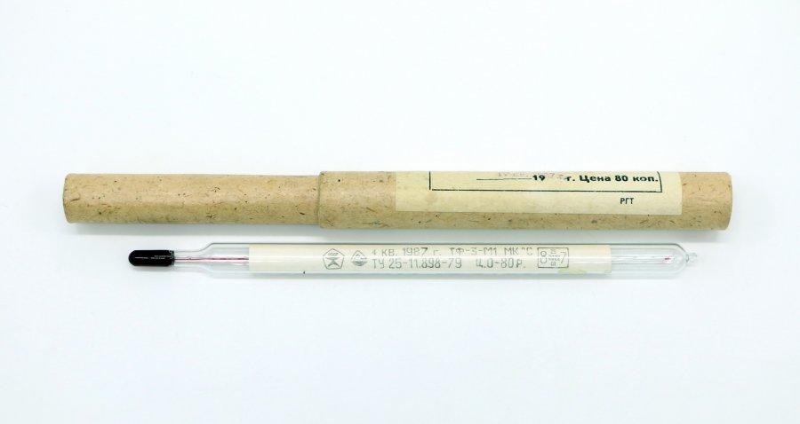 Термометр для кинофотолюбителя ТФ-3-М1