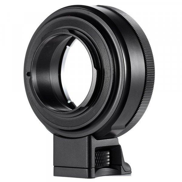 Adapter Nikon F - Micro 4/3 с упр диафрагмой