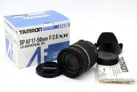 Tamron SP AF 17-50mm f/2.8 XR Di II LD Aspherical (IF) A16 for Pentax K
