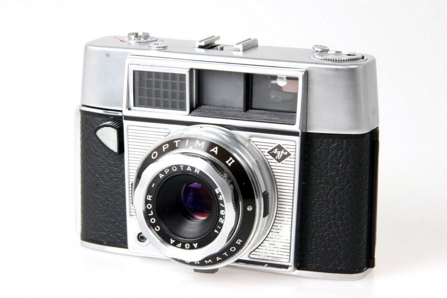Agfa Optima II (Germany, 1962)