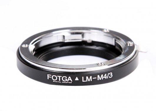 Переходник Leica-M - Micro 4/3 (MFT)