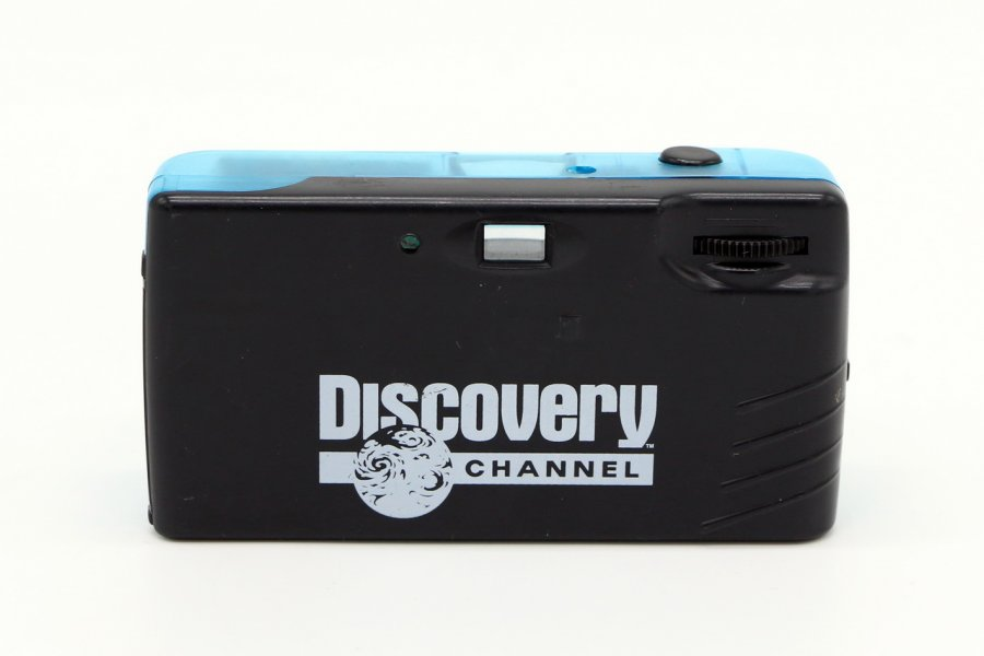 Discovery Channel camera