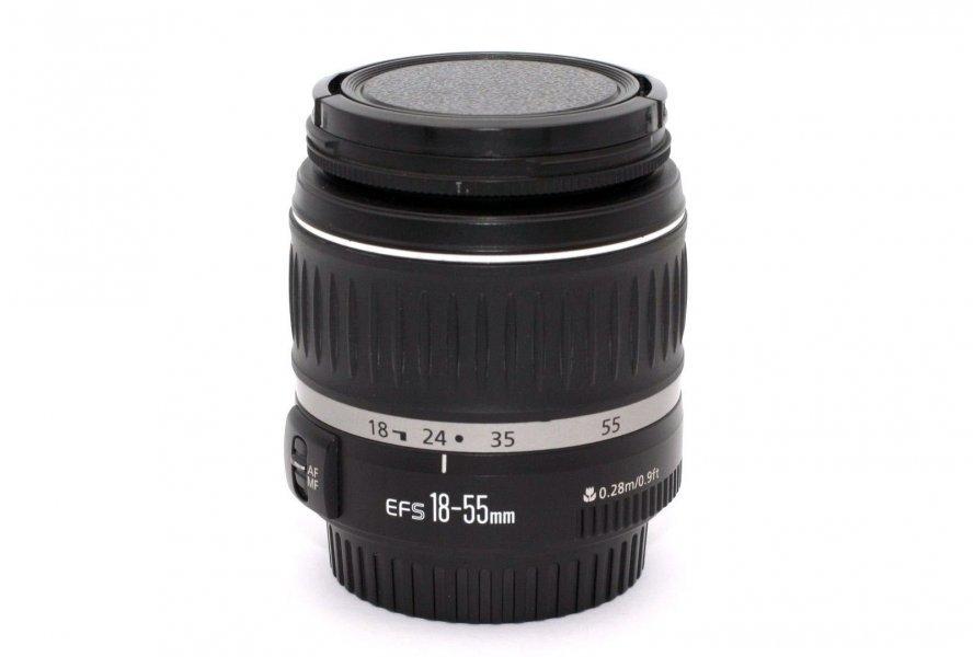 Canon EF-S 18-55mm 3.5-5.6 II
