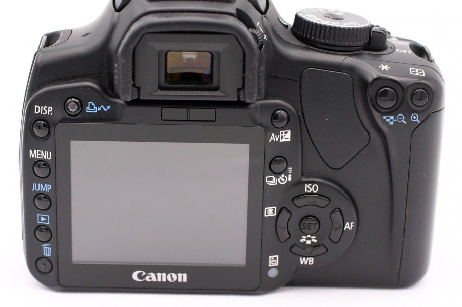 Canon EOS rebel xti body б/у