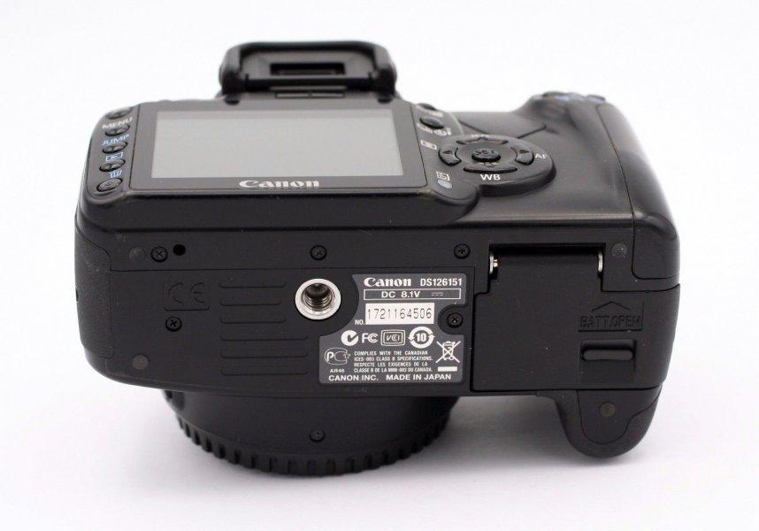 Canon EOS rebel xti body б/у