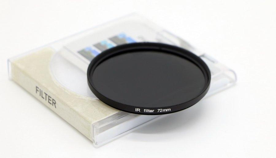 Светофильтр IR 720 filter 72mm