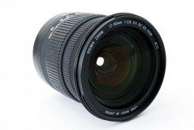 Sigma AF 17-50mm f/2.8 EX DC OS HSM Canon EF-S б/у
