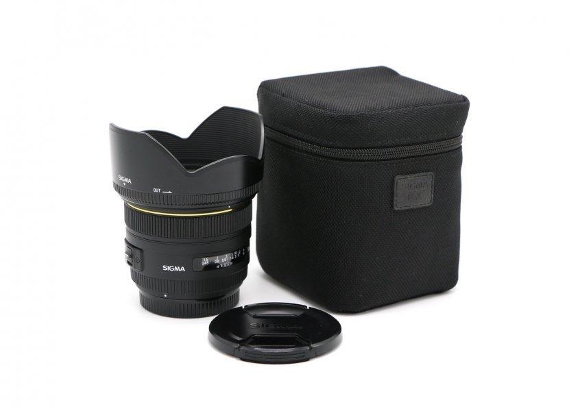 Sigma AF 50mm f/1.4 EX DG HSM Canon EOS