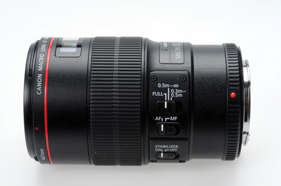 Canon EF 100mm f/2.8L Macro IS USM новый