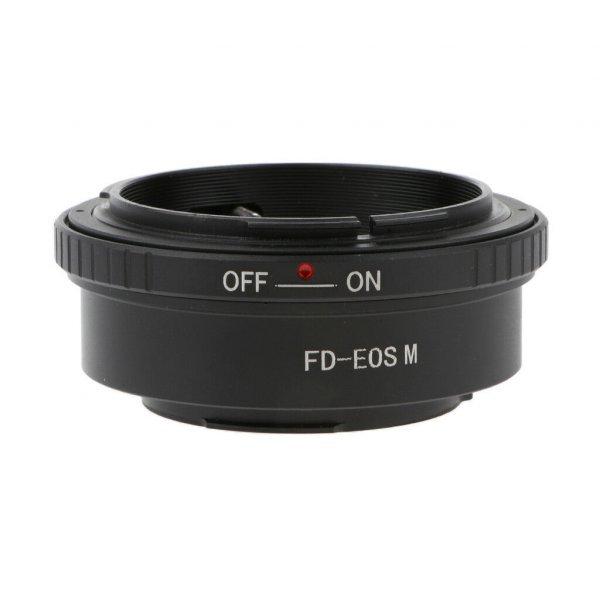Adapter Canon FD - Canon EOS M