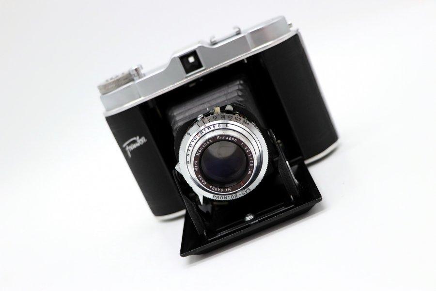 Franka Solida II (Germany, 1955) 120