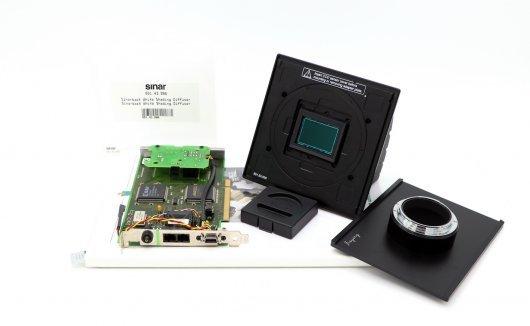 Цифровой задник для Sinar F3