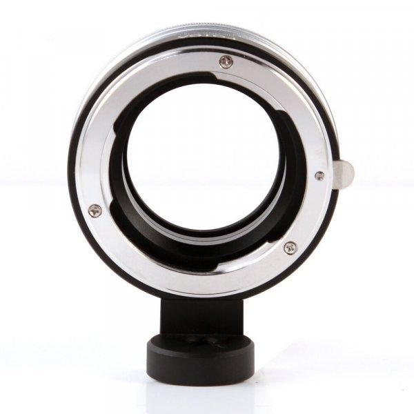 Adapter Tilt Shift Nikon F - Micro 4/3