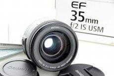 Canon EF 35mm f/2 IS USM новый, в упаковке
