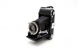 Zeiss Ikon Nettar 515/2 + Tessar f/4.5 105mm
