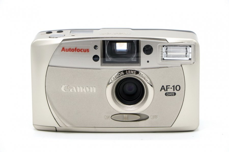 Canon AF-10 Date