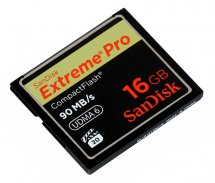 Compact Flash SanDisk Extreme Pro 16GB 90MB/s
