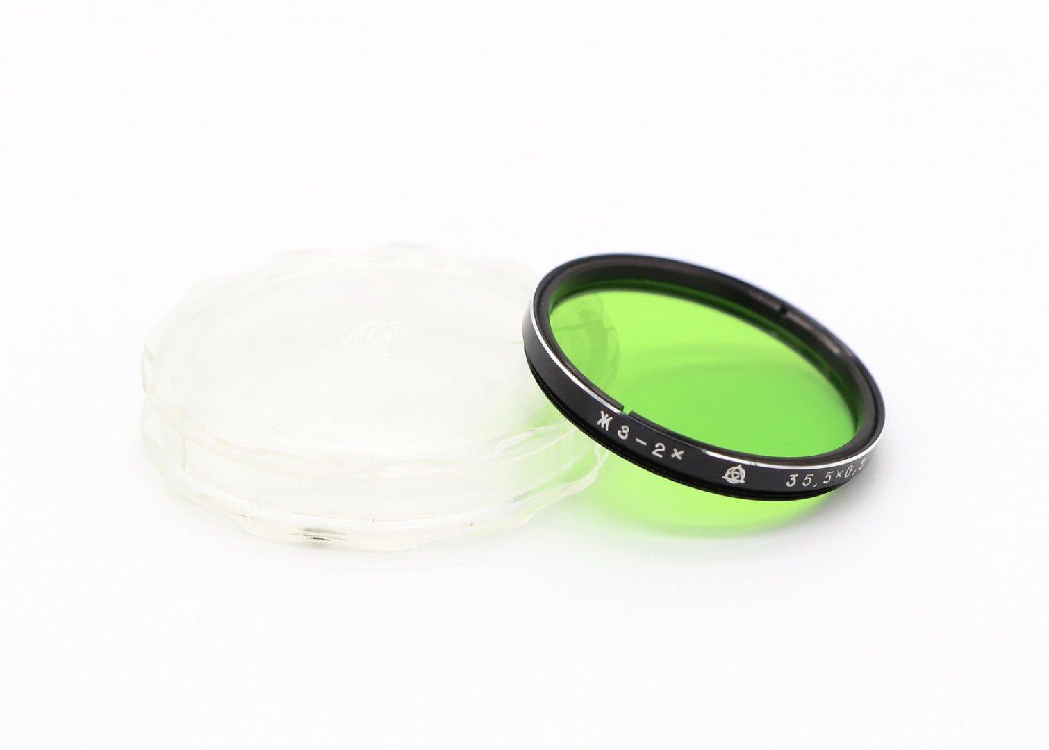 Основные светофильтры для цветной фотопечати