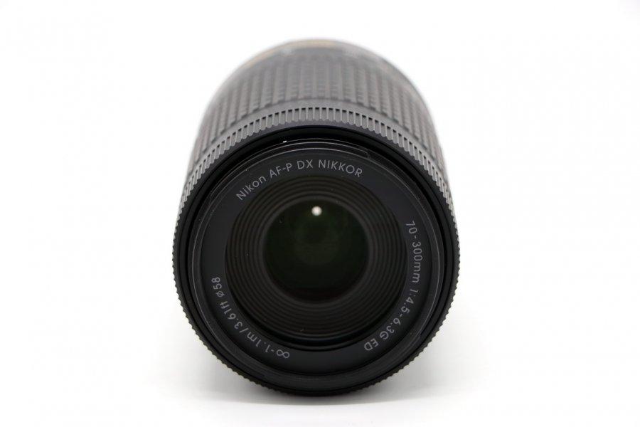 Nikon 70-300mm f/4.5-6.3G ED VR AF-P DX