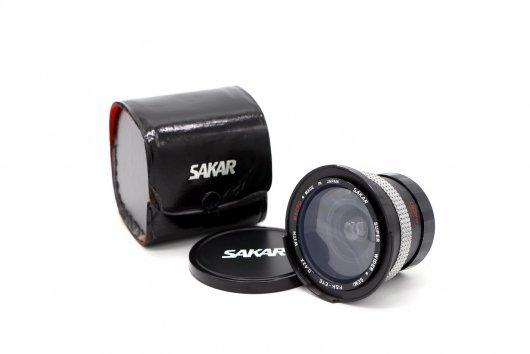 Телеконвертер Sakar Super Wider Semi Fish-Eye 0.42x with MACRO