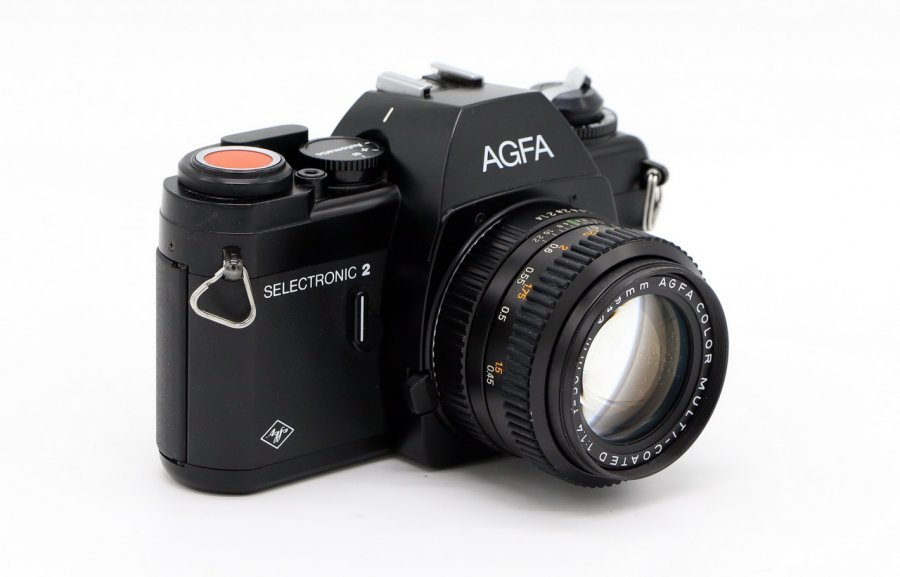 Agfa Selectronic 2 kit (Germany, 1970)