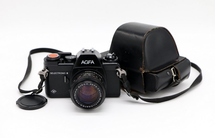 Agfa Selectronic 2 kit (Germany, 1970)