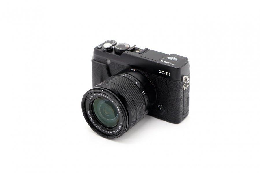 Fujifilm X-E1 kit  в упаковке